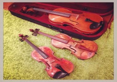 Violin&Viola Multitrack Recording
