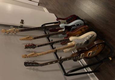 Electric Guitar Composition