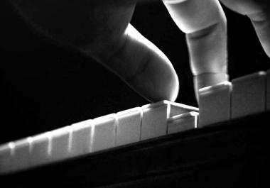 REAL PIANO PERFORMANCE - SINGLE TRACK