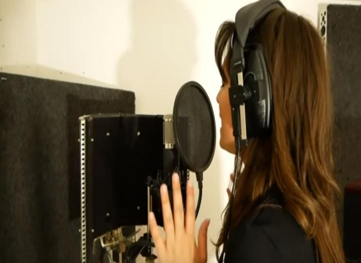 Vocal Recording N1 London - 4hr sessions
