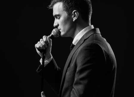 Expert Male Jazz Vocals in the style of Sinatra, Buble etc