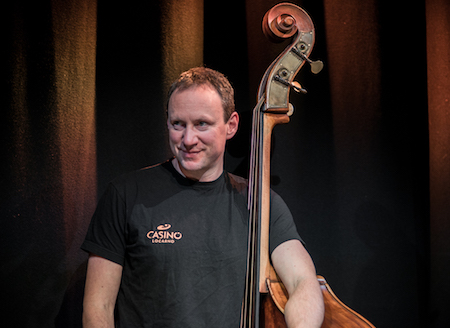 Bespoke upright bass (double bass, acoustic bass) for your track