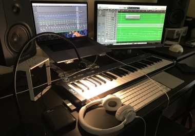 Songwriter Full Package: Referencing, Development, Production, Sessioning, and Mixing