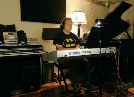 Grammy Nominated Multi-Instrumentalist Offering Piano, Organ, Keyboard, and Synth Tracks in Multiple Genres.