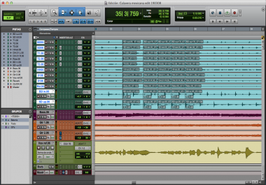 Track/Instrument Editing: Timing, cleanup, you name it.