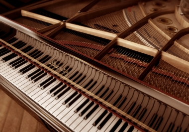 *BROADCAST READY* Tailor-made Piano Recordings in London (UK)