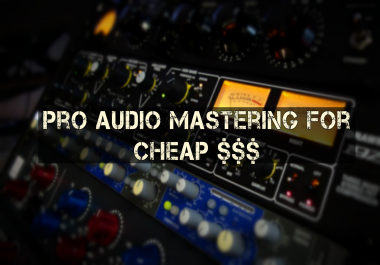 Pro Song Mastering