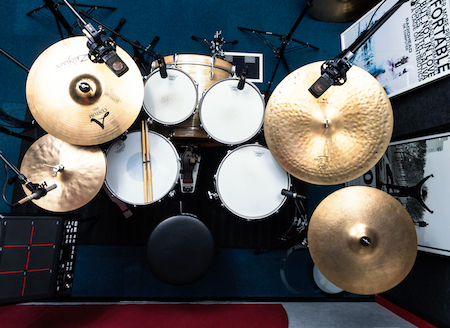GET HIGH QUALITY LIVE DRUM TRACKS FOR YOUR SONGS