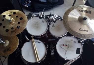 *JUL Renovated: Paused* Multitrack Drum Recordings