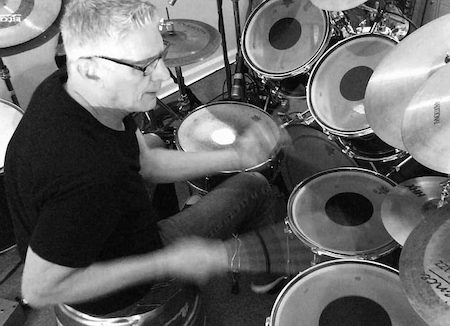BRUSH DRUMS--Live Pro quality brush style drum track for your song