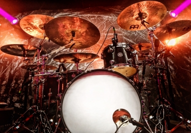 Live Percussion Tracks
