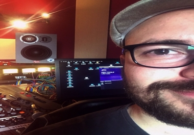 PROFESSIONALLY EDIT AND MIX ITB/OTB YOUR SONGS (max24tracks)