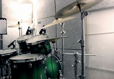 Professional drum tracks - Perfectly tailored to your music