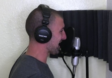 Pro-Vocals with Mixing and Mastering