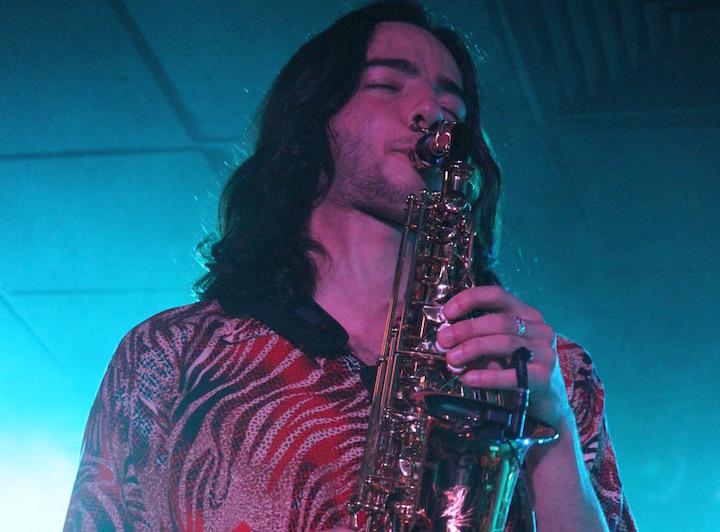 Saxophone: Wild solos, subtle lines, punchy hooks