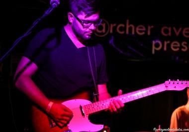 Electric Rhythm, Lead, and Slide Guitar