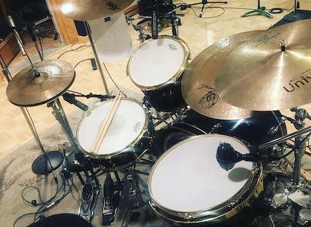 Nashville, TN/Studio Drums and Percussion tracks for Country, Pop or Christian.
