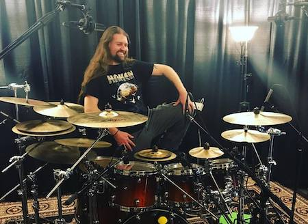 Rock & Metal Drum Tracking for your songs (drummer from HELION PRIME and LUNAR) $200 per song