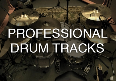 Custom Drum Tracks For Your Song