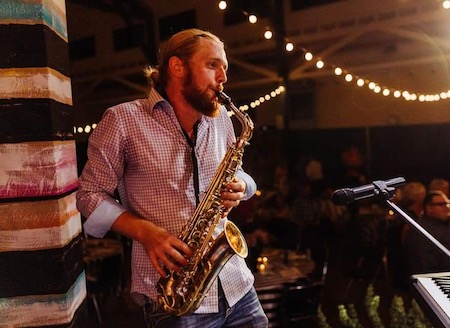 Nashville Session Saxophone Player for Your Track