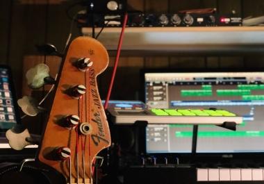 Professional Mandolin Tracks for Your Recording