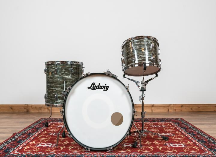 High Quality Vintage Drum Tracking - Fast Turnaround