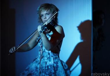 Layered Violins By Russian Violinist & Berklee Alumni