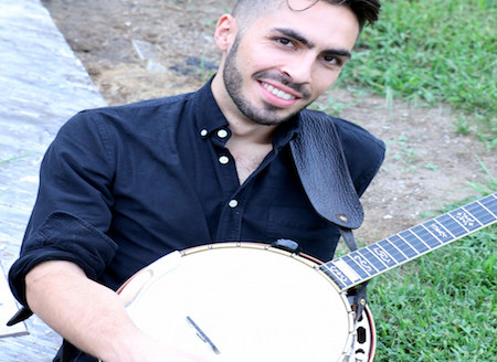 SPECIAL OFFER - PRO BLUEGRASS BANJO  - FIRST SONG