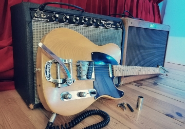 Professionally Recorded Guitars - Online Service