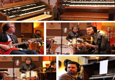 Full Nashville Band Song Production Americana Roots Soul