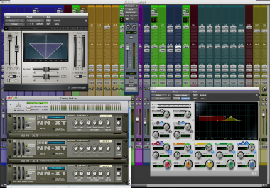Pro mixing and mastering