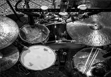 Nashville Drummer and Engineer - Loops, Programming, Editing