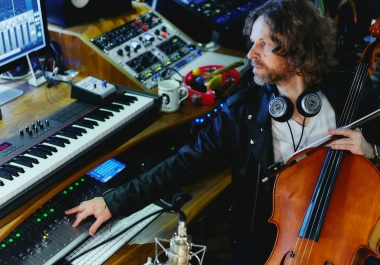 A Bit Of Cello - Overdub