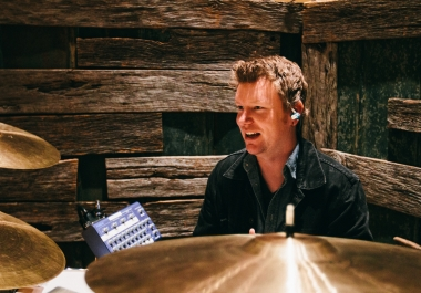 Professional muti-tracked drums and percussion - Nashville, Tn - 2 complete takes
