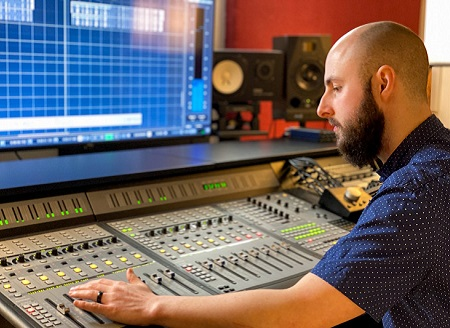Audio Editing (Pitching, Pocketing, Cleaning) - Prepare All Instruments & Vocals for Mixing.