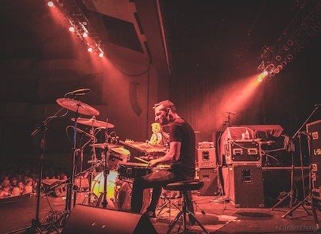 Professional Live Drum Tracks
