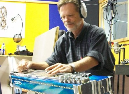 Pedal Steel Guitar for your project