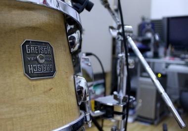 Mark Warburton Drums - Online Drum Recording Service
