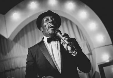 Unique Baritone/Bass Vocalist  Jazz, Blues or Soul