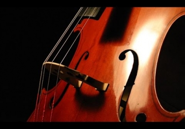 I will record a professional cello part in any project