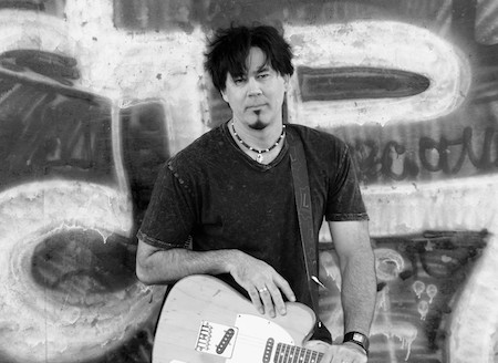 MULTI ROCK GENRES - ELECTRIC AND ACOUSTIC RHYTHM AND LEAD ROCK GUITARIST WITH AN EXCEPTIONAL LIST OF CLIENTS AND FILM/TV CREDITS