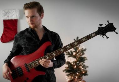 Warner/Nettwerk Records Session Bassist