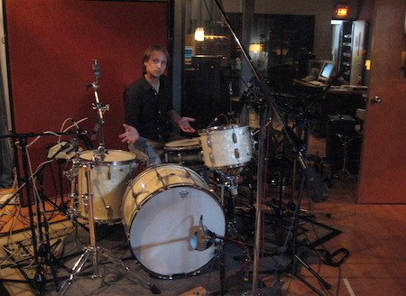 Professional Custom Drum Set, Marching Drums or Concert Percussion Tracks in Many Styles Created and Recorded for Your Song or Project
