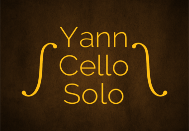 Cello tracks recorded (arrangement included!)