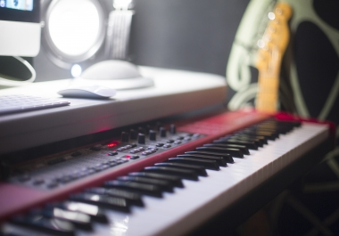 Create and produce an original song!