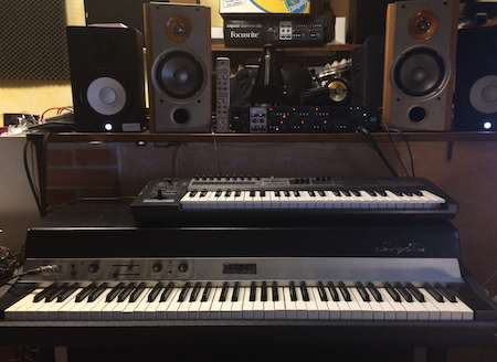 Real Acoustic Piano/Rhodes/Synth Sessions Any Style-Need more instruments? One stop shopping