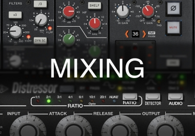 Affordable Professional Mixing and Mastering