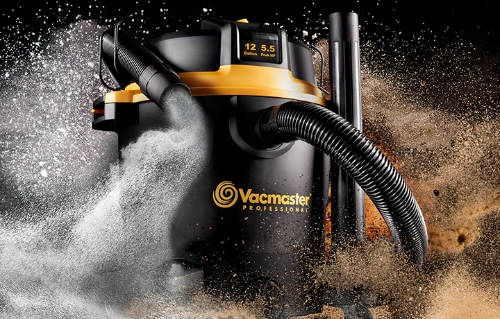 Vacuum cleaner as an example of brand building