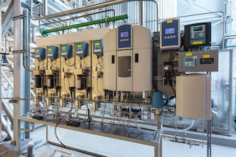 Data-driven Equipment for Facilities Management