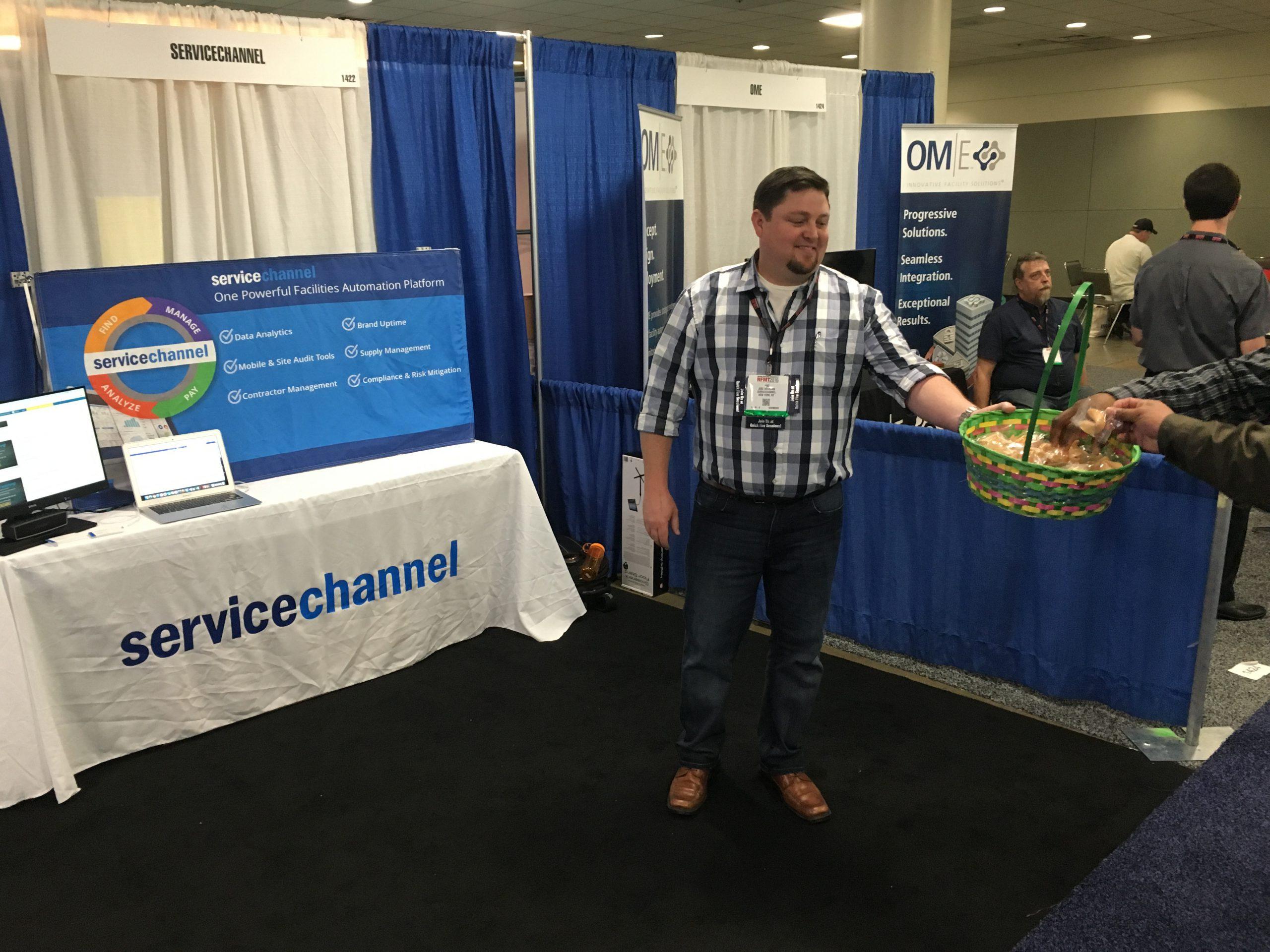 ServiceChannel's Jake Rehman @NFMT2016